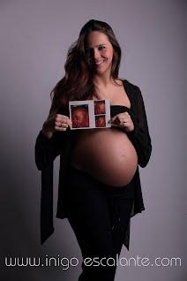 Fotógrafo embarazada embarazadas Barakaldo Embarazo fotografía Bilbao Iñigo Escalante