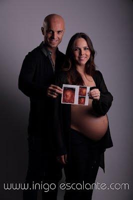 Fotografo embarazadas Barakaldo Embarazo fotografia Bilbao Iñigo Escalante