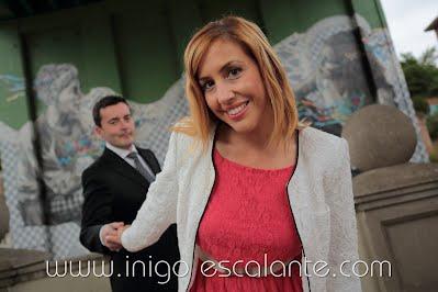 Preboda novios Bilbao Iberdrola Guggemheim ria Barakaldo bodas