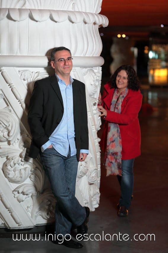 Preboda Alhondiga Bilbao fotógrafo boda Barakaldo